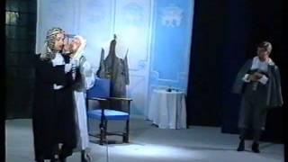 Maschere Nude ATPC - Il Malato Immaginario in Musica - Atto III, Sc. V - 1992 - Teatro Savoia, CB