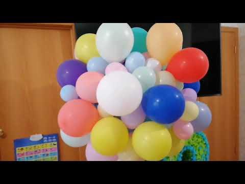 Воздушный шар для фотосессии своими руками