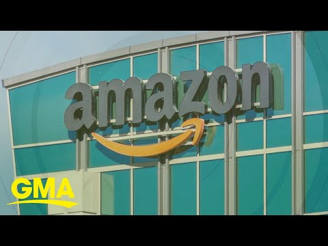 Amazon To Host Virtual Career Fair And Hire 33K Employees L GMA