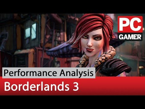 Borderlands 3 system requirements, settings, benchmarks, and