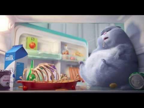 Тайная жизнь домашних животных (2015). Дублированный трейлер