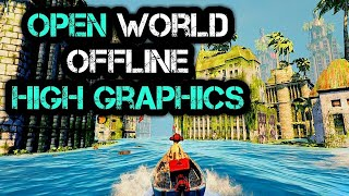 Top 10 Open World Games for Android 2018 | High Graphics Games