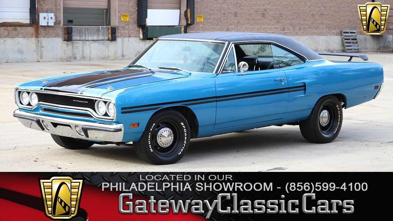 1970 roadrunner wiring harness 1970 plymouth road runner  gateway classic cars philadelphia  1970 plymouth road runner  gateway