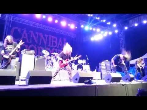 "CANNIBAL CORPSE - ""I Cum Blood"" (Live At Bangalore, India)"