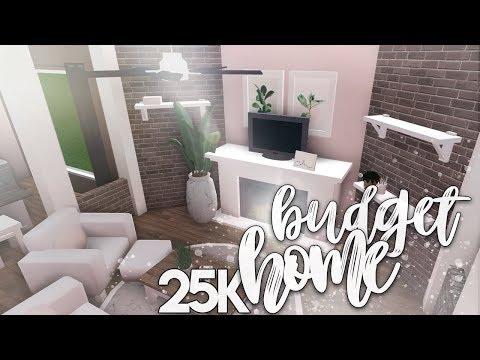 Roblox Bloxburg 25k Budget 2 Story Home No Advanced Placement
