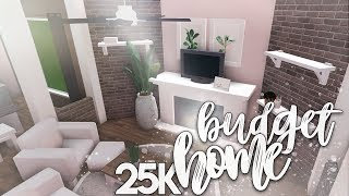 Roblox | Bloxburg: 25k Budget 2 Story Home (no advanced placement) | House Build