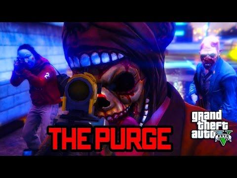 GTA 5 ONLINE - THE PURGE SEASON 2