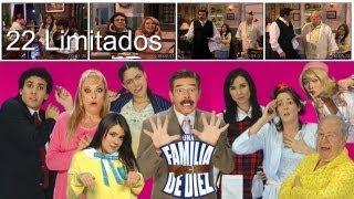 """Una Familia De Diez / Capítulo 22 """"Limitados"""""""