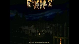 Diablo II gameplay (PC Game, 2000)