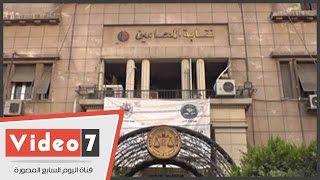 بالفيديو.. وثائقى اليوم السابع.. مبنى نقابة المحامين شاهد على نضال زعماء مصر فى مائة عام