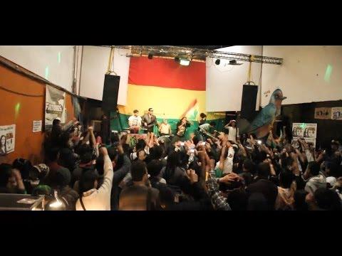 JUNIOR SAMBO & RAGGATTACK BAND (Live) @Latino Power
