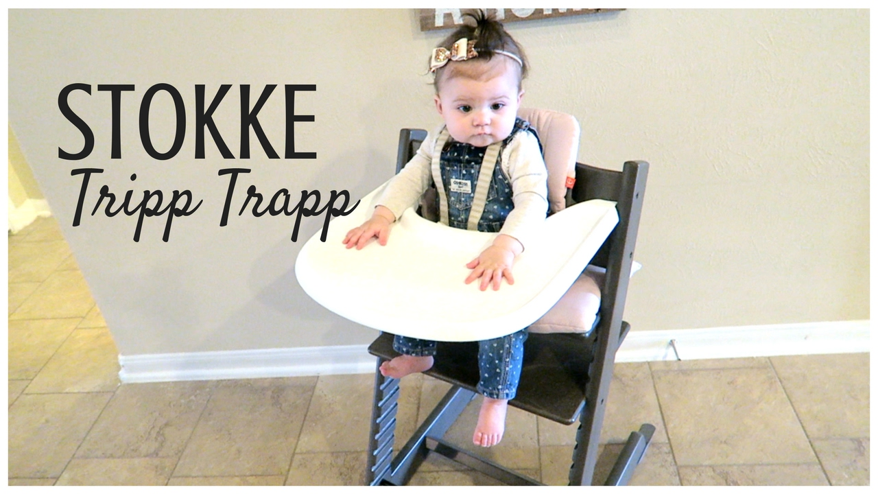 Stokke tripp trapp review youtube for Cinture tripp trapp usate