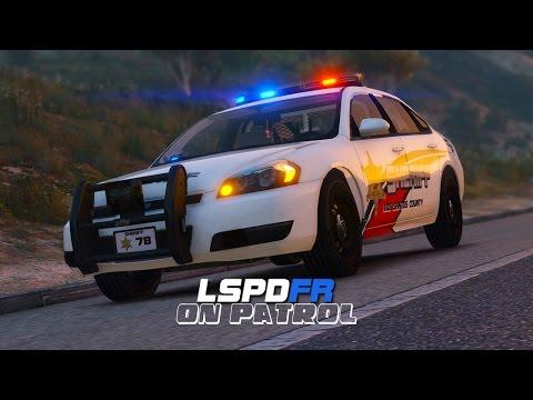 LSPDFR - Day 74 - Drug Trafficking