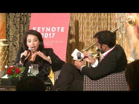 World Blockchain Forum - Ola Doudin and Fares Ghandour - Pioneering in MENA