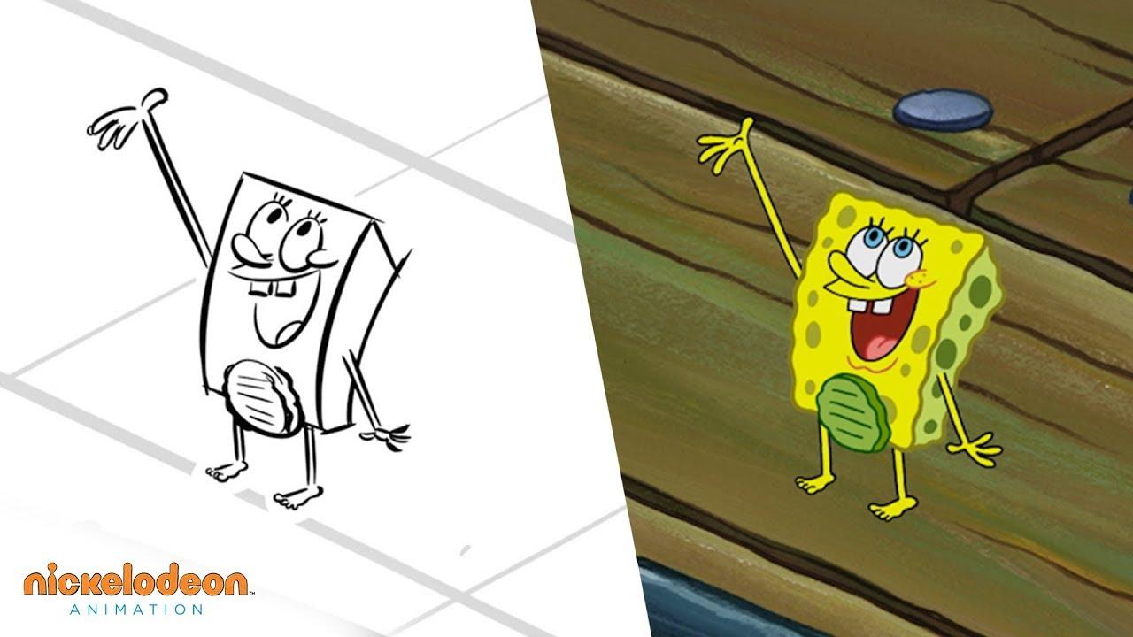 The Incredible Shrinking Sponge\