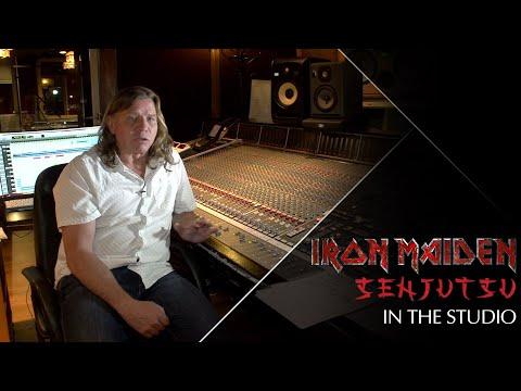 Iron Maiden - Senjutsu - In The Studio
