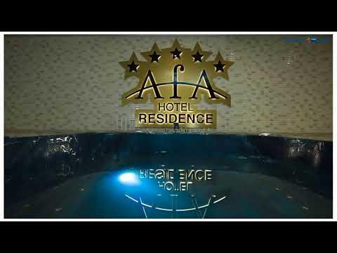 Hotel Afa Residence Pristina Kosovo
