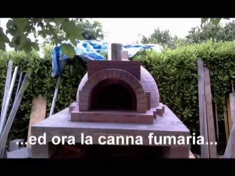 Costruire un forno a legna   youtube