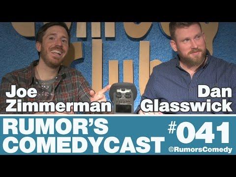 Rumor's Comedy Cast #041 - Joe Zimmerman