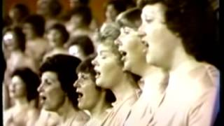 """Gambar cover J. Spencer Cornwall Conducts The Mormon Tabernacle Choir At 91 Years Old, """"Come, Come, Ye Saints"""""""