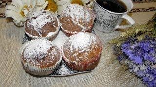 Как приготовить кексы/маффины Простой рецепт(Рецепт очень простых и вкусных кексов/маффин 1 стакан сахара 2 яйца 1стакан сметаны 1ст ложка сливочного..., 2014-07-09T15:52:38.000Z)