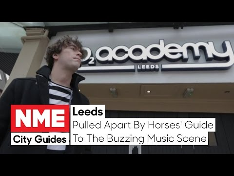 Pulled Apart By Horses' Guide To Leeds' Buzzing Music Scene