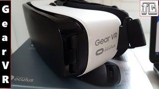 Samsung Gear VR Oculus: ecco la realtà virtuale