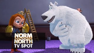 """Norm Of The North (2016) Official TV Spot – """"Party Animal"""""""
