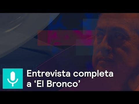 """Entrevista completa a Jaime Rodríguez Calderón """"El Bronco"""" - Tercer Grado"""