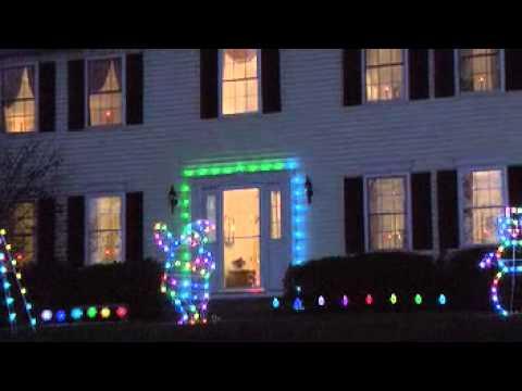 Led Lights G35 String Set : GE G35 String Color Effects LED Color Changing Christma... Doovi