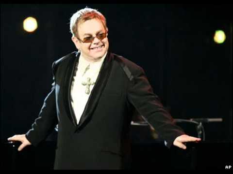 ELTON JOHN- Texan Love Song (Live) 1998