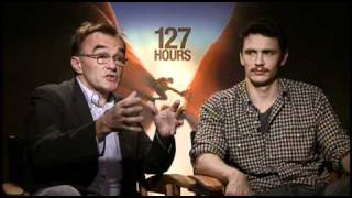 http://www.hitfix.com James Franco and Danny Boyle discuss filming ...