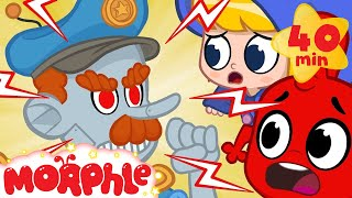 The Robots Are Back! - My Magic Pet Morphle | Cartoons For Kids | Morphle TV | BRAND NEW