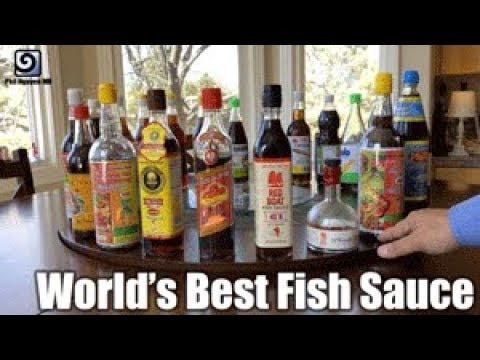World's Best Fish Sauce Taste Test! - Thử Xem Nước Mắm Nào Ngon Nhất Thế Giới