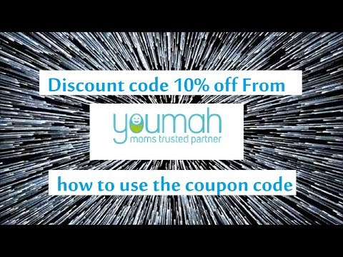 Youmah Discount code 10%  off on all purchases , Shopping for your children