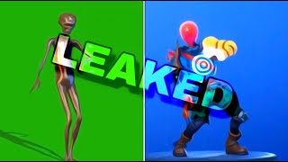 *LEAKED* HOWARD THE ALIEN EMOTE!!! | Fortnite Battle Royale | Yeety