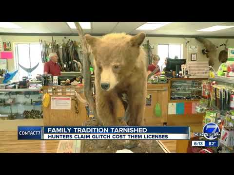Colorado Hunters Frustrated With Online License Sales