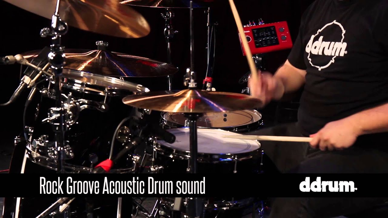 DDrum Shows You How to Set Up Live Triggers - GearGods
