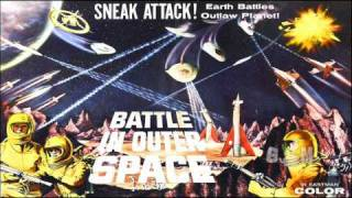 "GODZILLA: Symphonic Concert, T08: Battle in Outer Space March from ""Battle in Outer Space"""