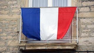 Des habitants d'un immeuble de Nice (Alpes-Maritime) se sont retrou...