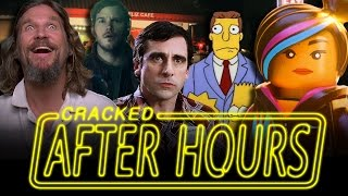Video 14 Super Powers That Every Movie Character Apparently Has - After Hours download MP3, 3GP, MP4, WEBM, AVI, FLV Juli 2018