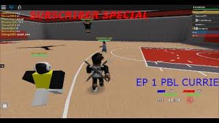 Roblox BasketBall SUBSCRIBER Specail