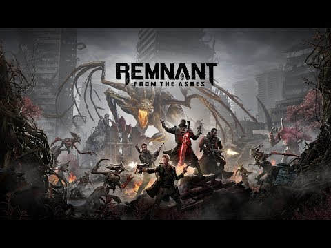 Remnant From The Ashes - Souls-Like 3rd Person Shooter RPG-Lite