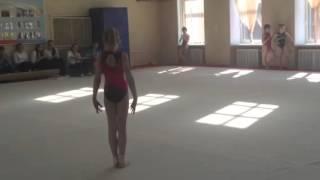 Вольные упражнения(Спортивная гимнастика)