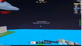 Airbus A380-800 mit ROBLOX