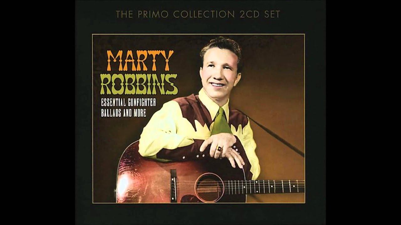Marty Robbins More Gunfighter Ballads And Trail Songs