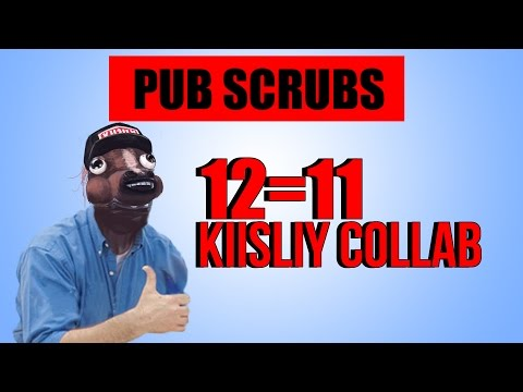 Pub Scrubs 12=11 by TryMike4instance