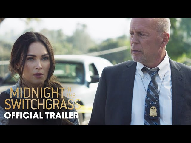 Midnight In The Switchgrass (2021) Official Red Band Trailer - Bruce Willis, Megan Fox
