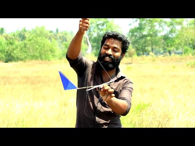 INDIAN MADE BALOON DRONE   ബലൂൺകൊണ്ടൊരു ആകാശ കാഴ്ച കണ്ടാലോ ???   M4 Tech  