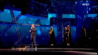 Croatia - Final - Eurovision 2009 (HD)